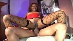 Naughty Black Chick