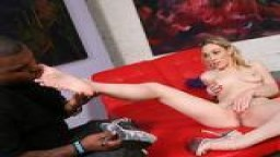 Lily LaBeau Black Meat White Feet