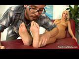 Emily Austin Loves a Foot Worshipping Session