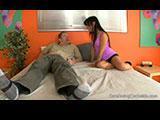 Jasmine Gomez and Her Husband Love Sucking Black Dick