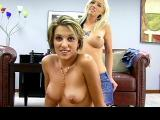 Hot Porn-Star Lesbians Love Sex Toys