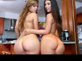 Lesbians With Big Butts