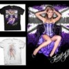 British Bombshell TANYA TATE Launches Line of T-Shirts!