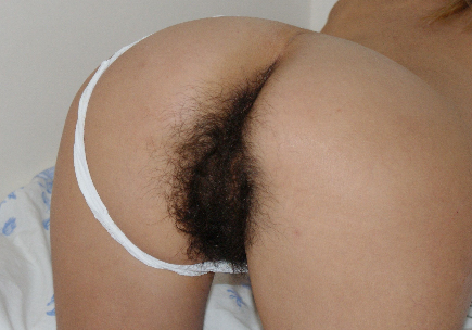 Hairy ass tube