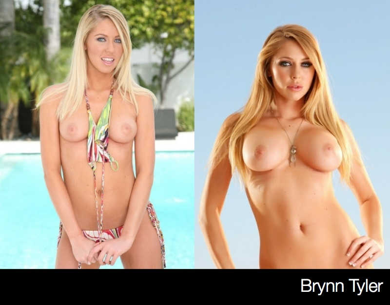 4466703 brynn tyler Porn Star Boob Jobs: Before & After II