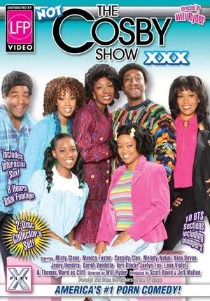 cosby show porn