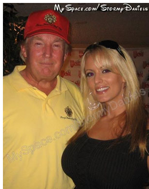 Did Donald Trump Cheat On His Wife With Stormy Daniels ???
