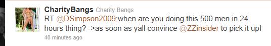 Charity Bangs in 500 Guy Gangbang?