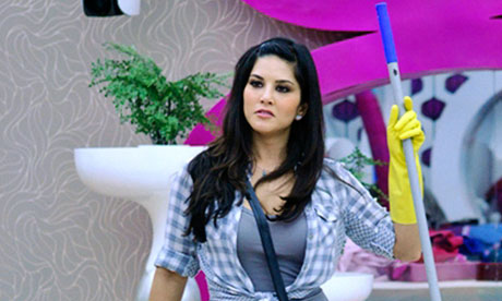 Sunny Leone Stirs Things Up In India