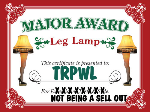 TRPWL Wins First Major Award