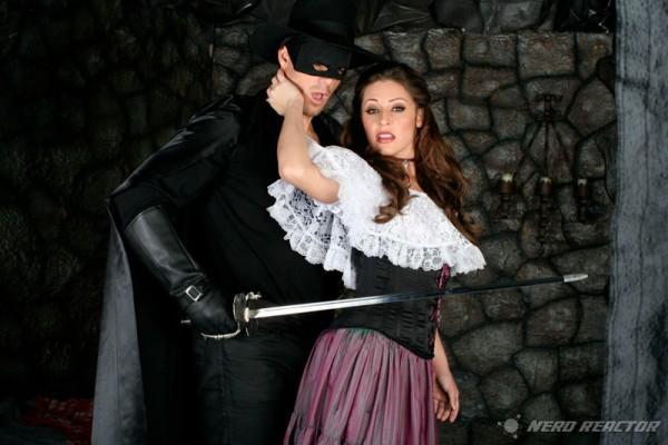 Zorro Porn 69