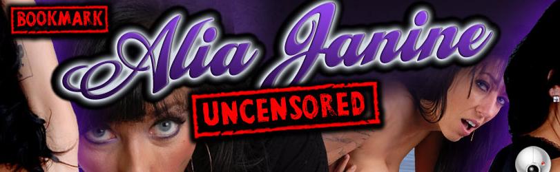 Alia Janine Launches Website