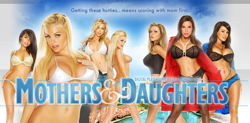 DP's Mothers and Daughters Starring Kayden Kross and Jesse Jane W/Stills