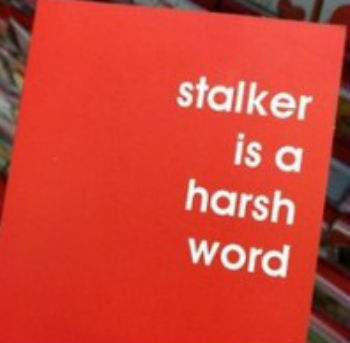 Ginger Lee Makes Target Pull Controversial Stalker Valentine's Card