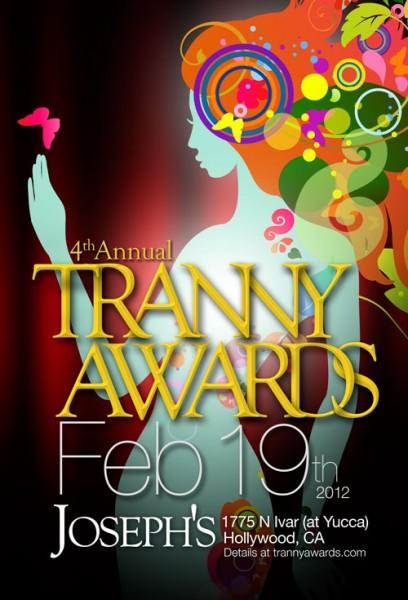 4th Annual Tranny Awards 02.19.12