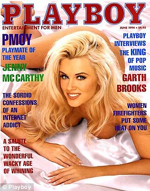 Jenny McCarthy On Playboy Cover: Why She Isn't Worried About Son, 10, Seeing Her Naked