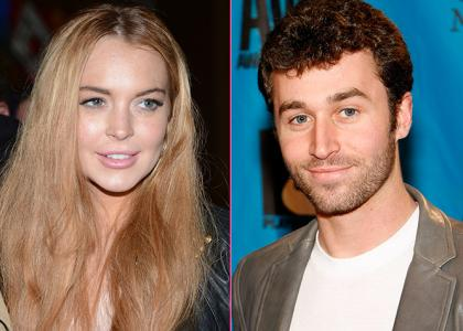 lohan deen canyons James Deen: Im NOT Having Sex With Lindsay Lohan