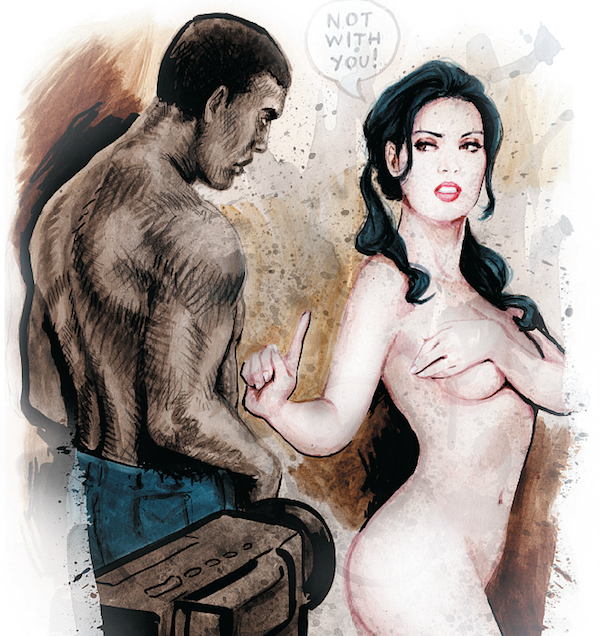 vibe history of black porn illustration Posted in Webcam Porn Free