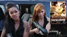 Zero Tolerance Gives You An 'Official Hangover'. Parody Starring Skin Diamond, Dana DeArmond And Brooklyn Lee
