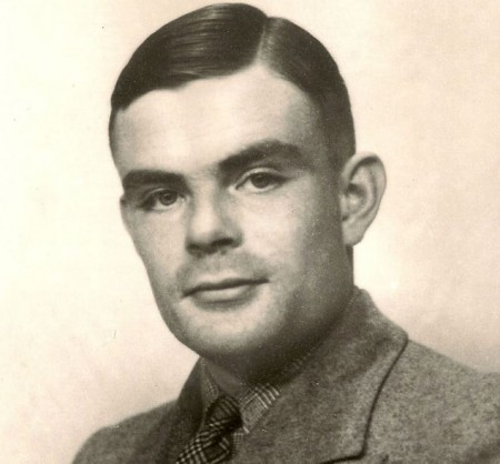 Pardon: Professor Stephen Hawking is among 11 signatories of a letter urging David Cameron to forgive Bletchley Park codebreaker Alan Turing's conviction for the then crime of homosexuality in 1952.