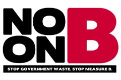 Vote No On Measure B