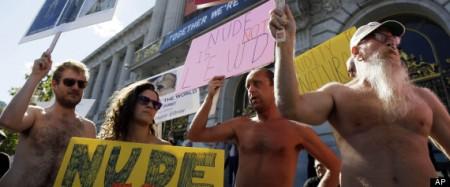 Nudity Ban