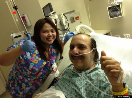 Legendary Pornstar Ron Jeremy Is Recovering