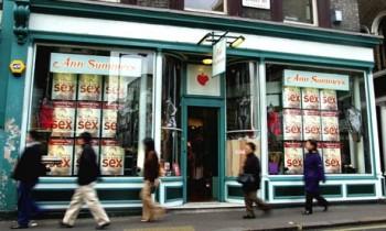 Ann Summers shop