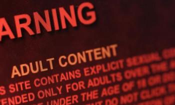 Revenge porn website