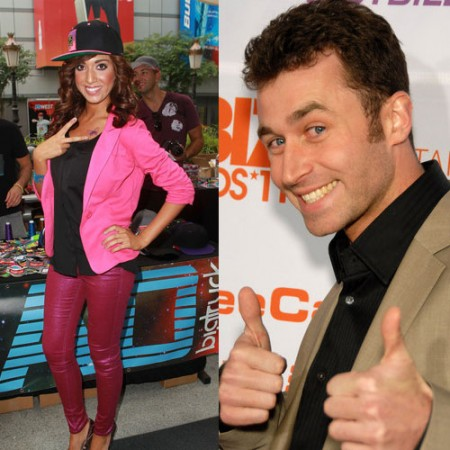 Farrah Abraham, James Deen