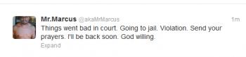 Marcus Jail