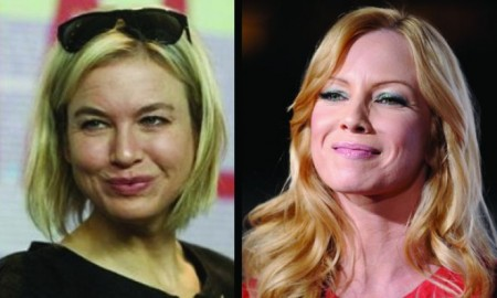 Renee Zellweger and Traci Lords