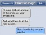 pageblackmail