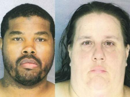 Richard McBride, 37, and Jennifer Harvey, 41 were arrested for having sex at a baseball field.