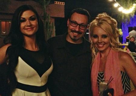 Kendall Karson, Michael Whiteacre, Aaliyah