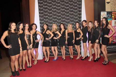 Borgata Babes 2013