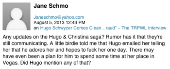 Schmo 1 350x143 Hugo Schwyzer Comes Clean on Suicide, Cheating, and Being A First Rate Fraud The TRPWL Interview