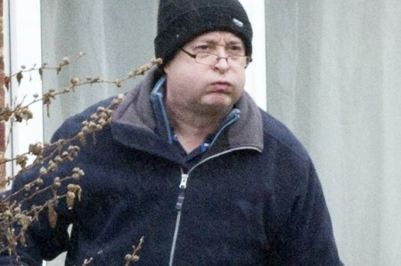 Dale Bolinger, Arrested In UK in relation to cannibalism. Photo: Steve Finn, Mirror