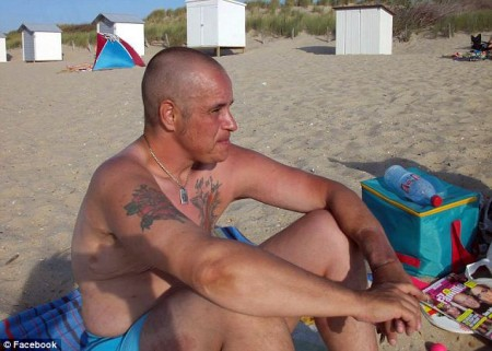 Nathan Verhelst, 44, chose to die via euthanasia after botched surgery.