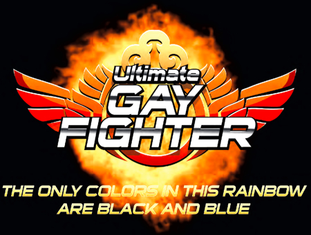 'Ultimate Gay Fighter' Video Game To Be Released
