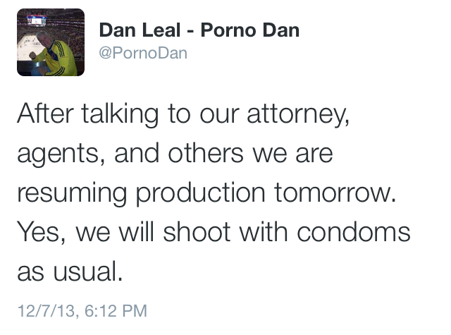 1 Dan announcement
