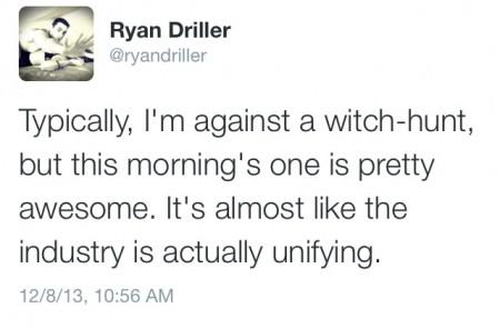 20 Ryan Driller