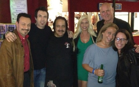 Michael Whiteacre, Phil Varone, Ron Jeremy, Caressa Kisses, Dennis Hof, Marci Hirsch & Sam Phillips