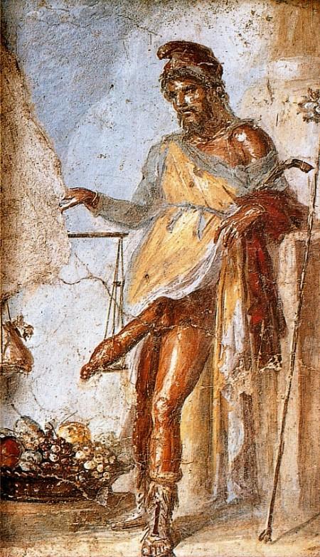 Priapus-freso