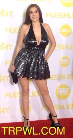 Alex Chance at the 2014 XBIZ Awards
