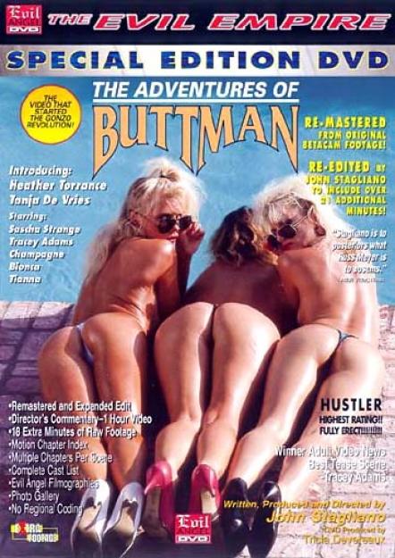 John Stagliano's The Adventures of Buttman