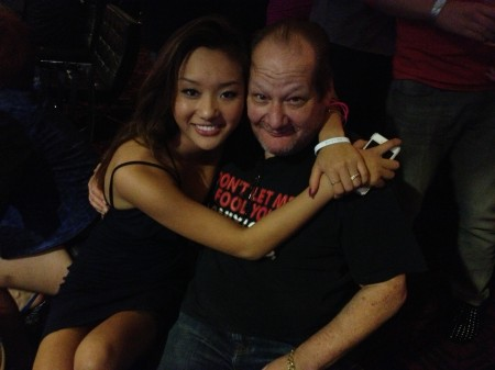 Alina Li and Mark Spiegler - AVN Adult Entertainment Expo (AEE) - Day Two