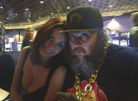 Ashlee Graham and Ivan - AVN Adult Entertainment Expo (AEE) - Day Two