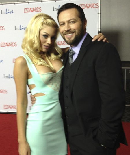Riley Steele and Axel Braun