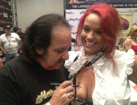 Another 'clavicle' bites the dust, courtesy Ron Jeremy 2